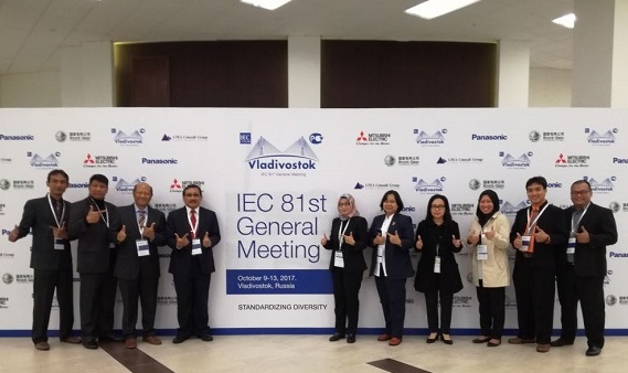 81st International Electrotechnical  Commission (IEC)